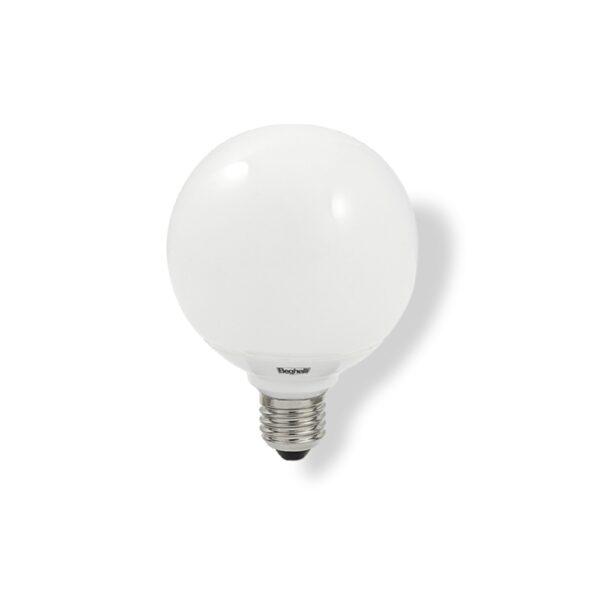 Lampada mini globo E14 9W luce bianca 6500K Beghelli - COD. 50422