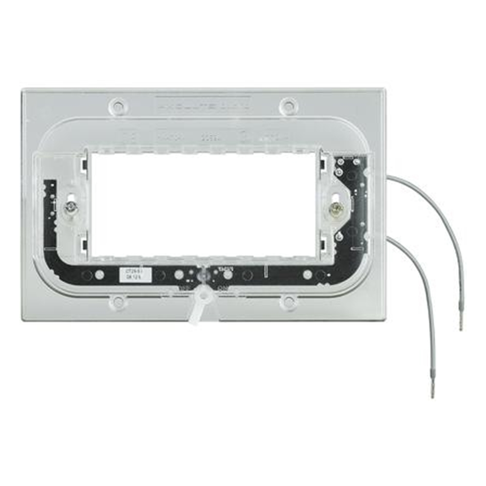 Supporto Luminoso 4 moduli Axolute - BTICINO LEGRAND HA4704X