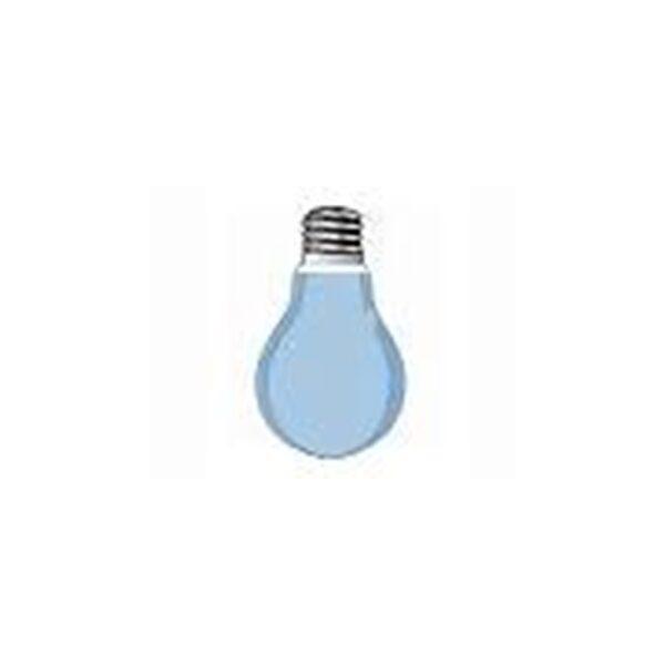 Lampadina Goccia Normale Solare 230V 40W E27 - LEU 015942.0101