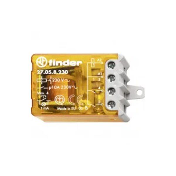 Relè ad Impulsi Pannello 2 Contatti 10A - FIN 210282300000