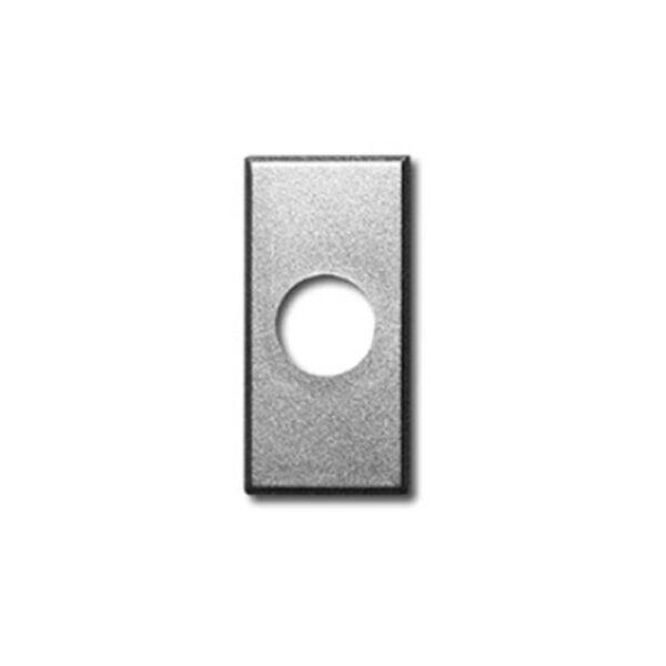 BT-AXS Adattatore per Ticino Axolute a 1 Uscita Silver - FRA 289737