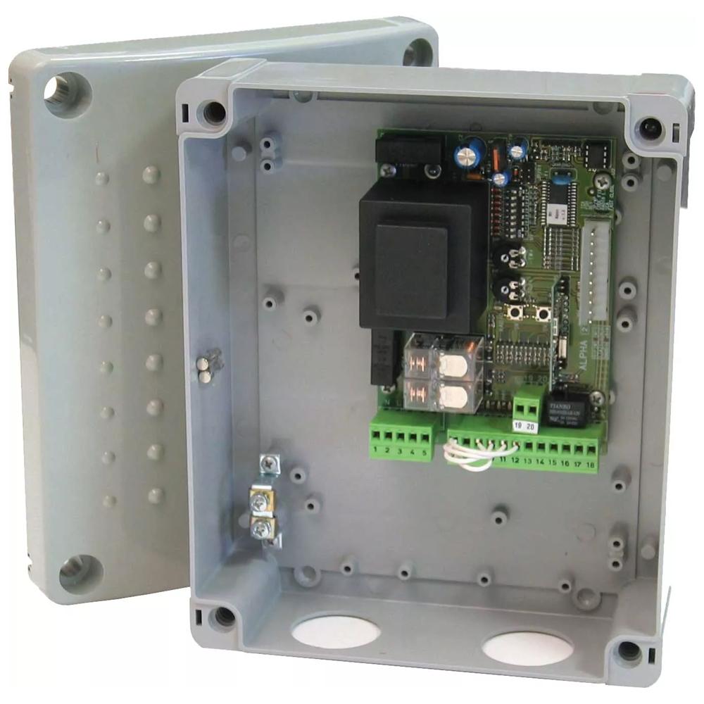 Quadro Comando per Cancelli Scorrevoli Alpha SD 220V-230V 50/60Hz - BFT D113680 00002