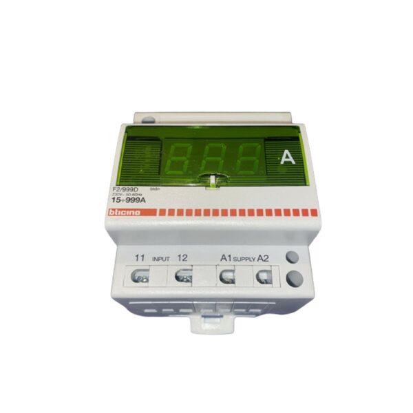 Amperometro Analogico senza Scala 10A - BTICINO LEGRAND E2/10
