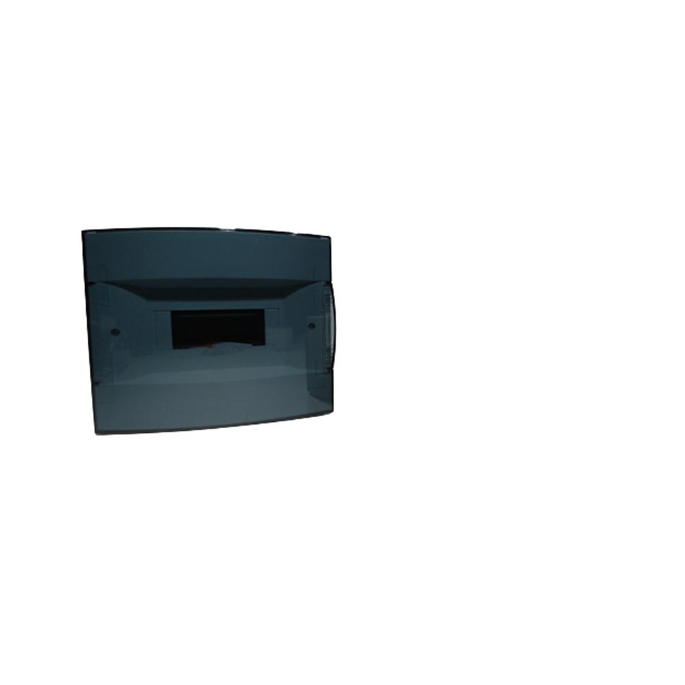 Centralino da parete Multiboard in resina IP40 8 moduli DIN su 1 fila - BTICINO LEGRAND F105P/8D