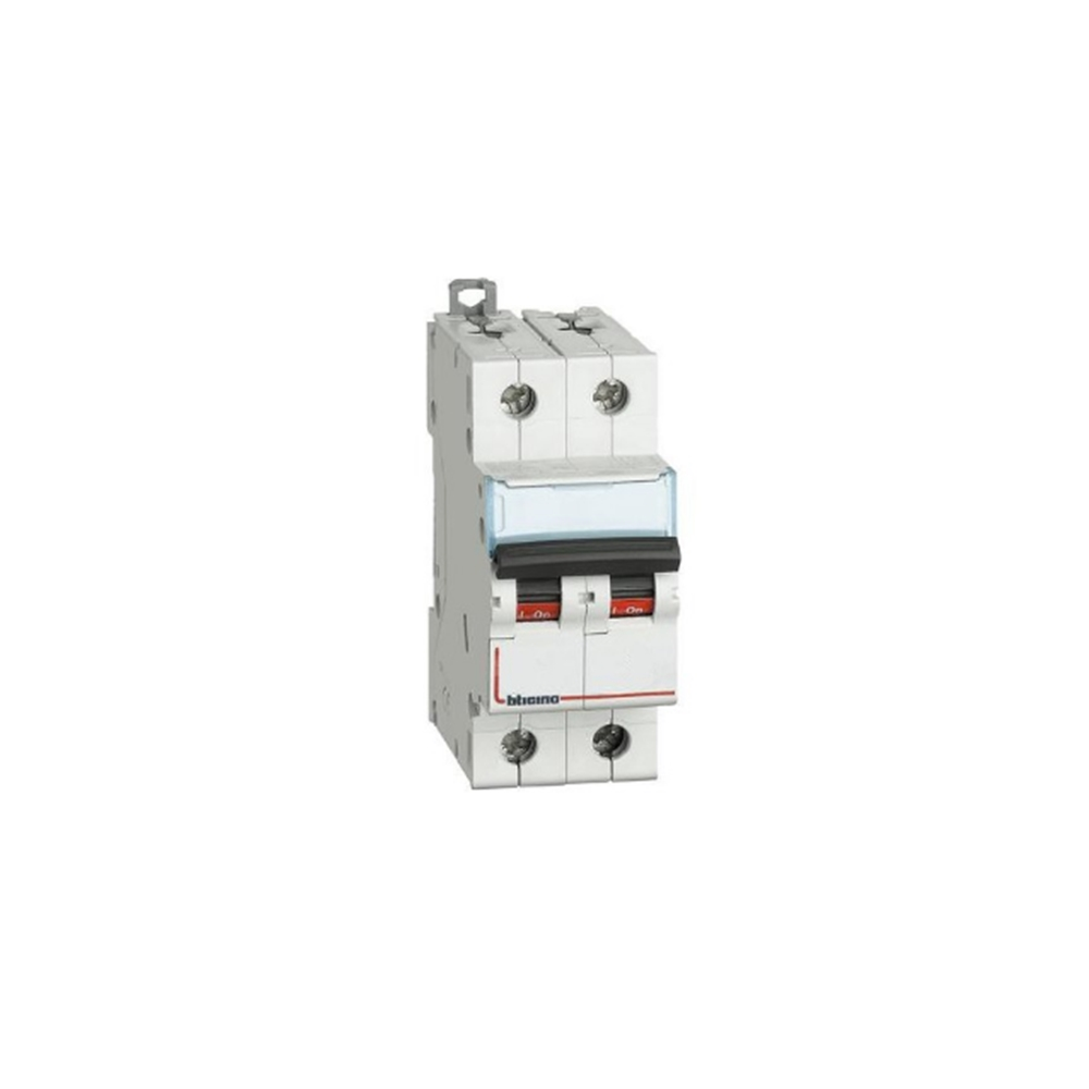 Interruttore Magnetotermico 1 Posto+N 4,5KA 10A - BTICINO LEGRAND F810N/10
