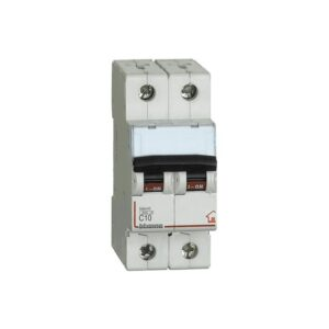 Interruttore Magnetotermico 2P 25A 4,5KA - BTICINO LEGRAND F820/25