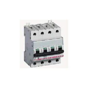 Interruttore Magnetotermico 4 Poli Curva B 25A 6KA - BTICINO LEGRAND F84B/25