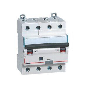 Interruttore Magnetotermico Differenziale AC 4P 20A 6KA 300MA 4MOD - BTICINO LEGRAND G8844/20AC