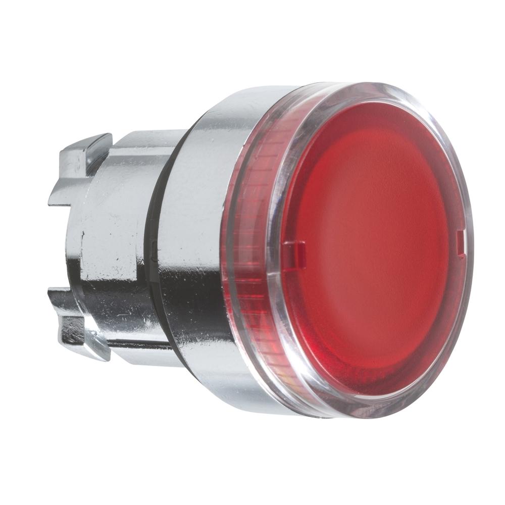 Pulsante Luminoso Rosso - COD. HERD184491