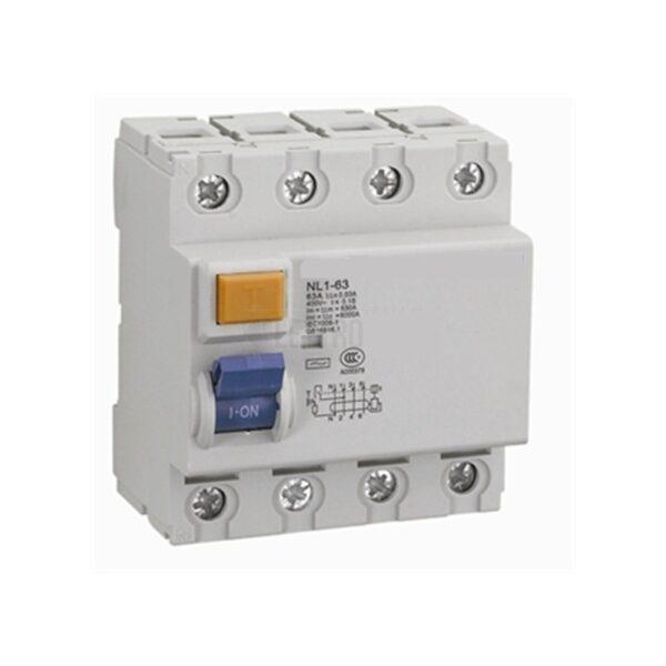 Interruttore Differenziale Modulare Puro 4x63A 0,03A - COD. HERD604410