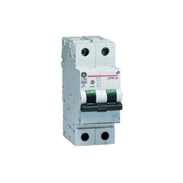 Interruttore Magnetotermico Differenziale 1P 10A 0,03A AC 6KA 2M 30mA - COD. HERD608559
