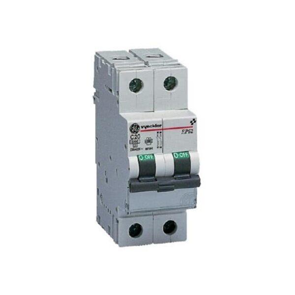 Interruttore Magnetotermico 3 Poli C40 6000K - COD. HERD672097