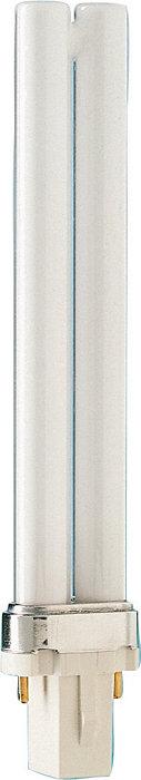 Philips - Lampadina a luce bianca calda PL-S 9 Watt 840, extra 2P G23 - PHL PL984