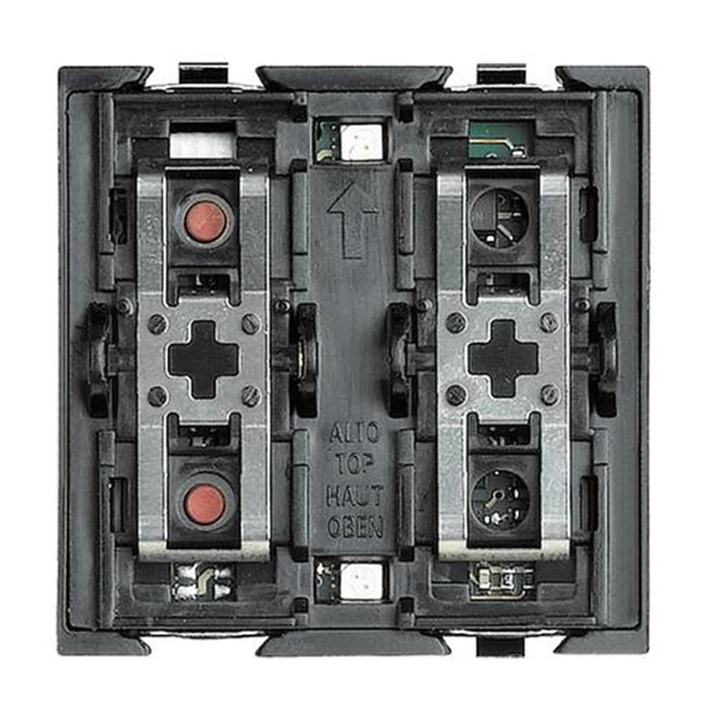 Attuatore + 1 relè con Tasto di Comando - BTICINO LEGRAND L4671/1