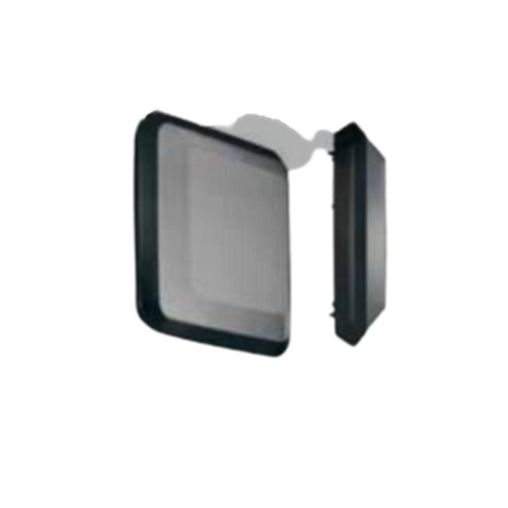 Excell Quadra Flat 300 Nero 1x11W - LOM LB27552