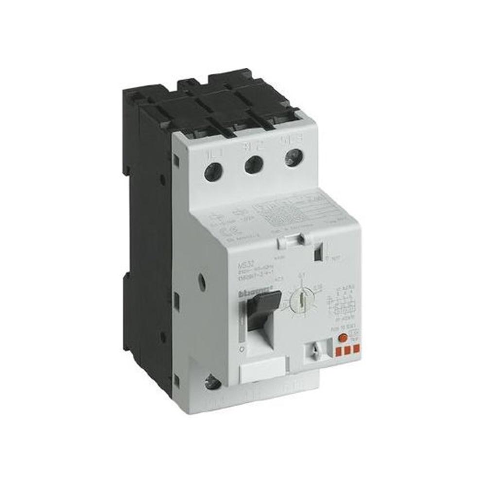Salvamotore magnetotermico 3 Poli - 2,5 Moduli 13-18A - BTICINO LEGRAND MS32/18
