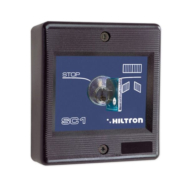 Selettore a Chiave - HILTRON SC1