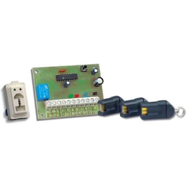 Kit Chiave Digitale solo per PROTEC6GSM e TM600GSM - HILTRON SK53