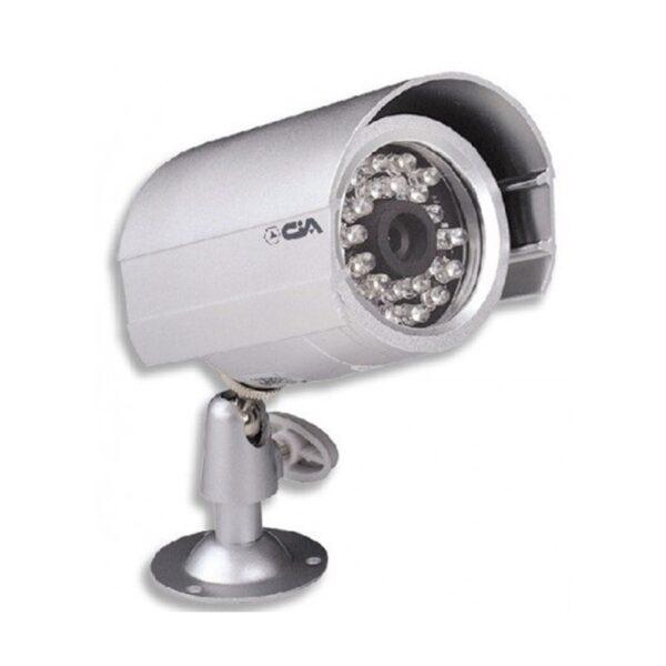"Telecamera 1/3"" CCD High-Resolution CCD, 540 TVL - CIA TRADING TVC754C"