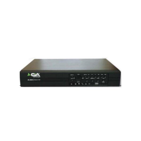 Videoregistratore 4 Canali D1 con LAN, CMS e Supporto Smartphone - CIA TRADING TVV44H264