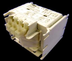 Reattore convenzionale a 2/3 fili per lampada da 100W 1,2A - LAR S52654
