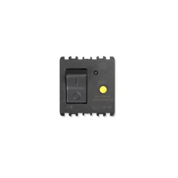 Interruttore Magnetotermico Differenziale 1Polo+N 10A - URMET 10511/10