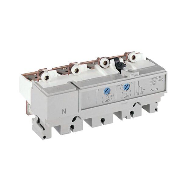 Sganciatore - TMD - 250 A - 4 Poli 3D - SCHNEIDER ELECTRIC 31440