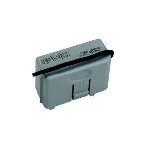 Ricevente XF 433 MHz - FAAC 319006