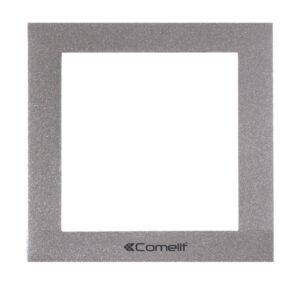 Telaio 1 Modulo Powercom Cornice Grigia - COMELIT 3311/1G