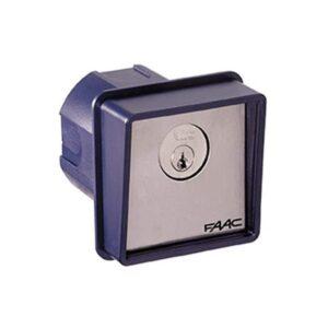 Pulsante a Chiave T10 N.30 - FAAC 40101003