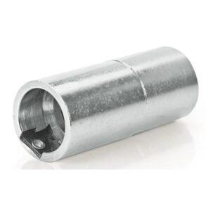 Raccordo ad innesto rapido per tubi rigidi zincati tzr o inox txr - EURO2000 SPA 57016