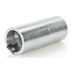 Raccordo ad innesto rapido per tubi rigidi zincati o inox - EURO2000 SPA 57020