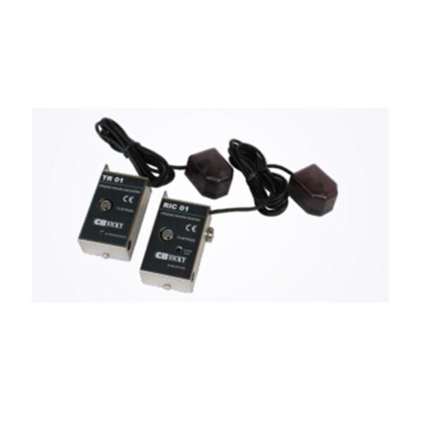 Ripetitore di Telecomando via cavo coassiale trasmettitore - CBD ELECTRONIC CB VICKY B150422