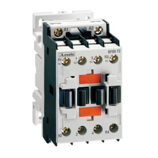 Contattore a quattro poli 38 ampere alimentazione 230v 50/60 Hz - LOV BF38T2A230