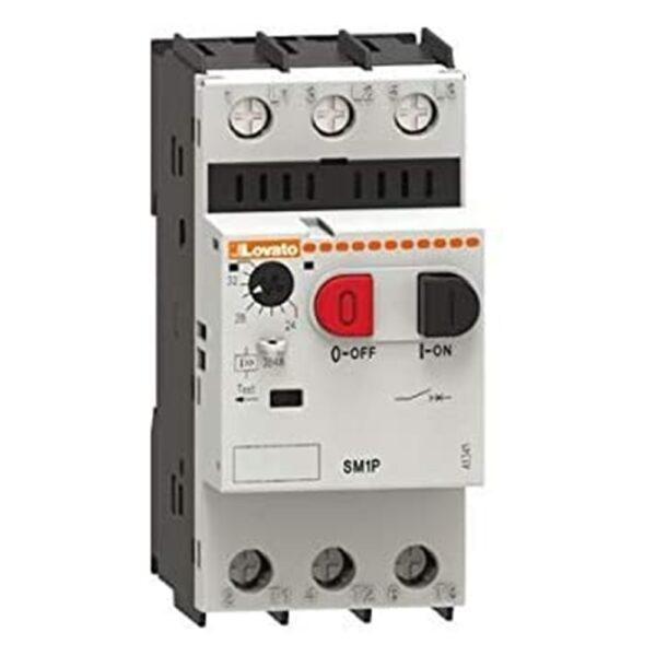 Interruttore Salvamotore 0.25-.04A - COD. HERD120003
