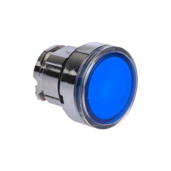 Pulsante Blu Standard - COD. HERD184006
