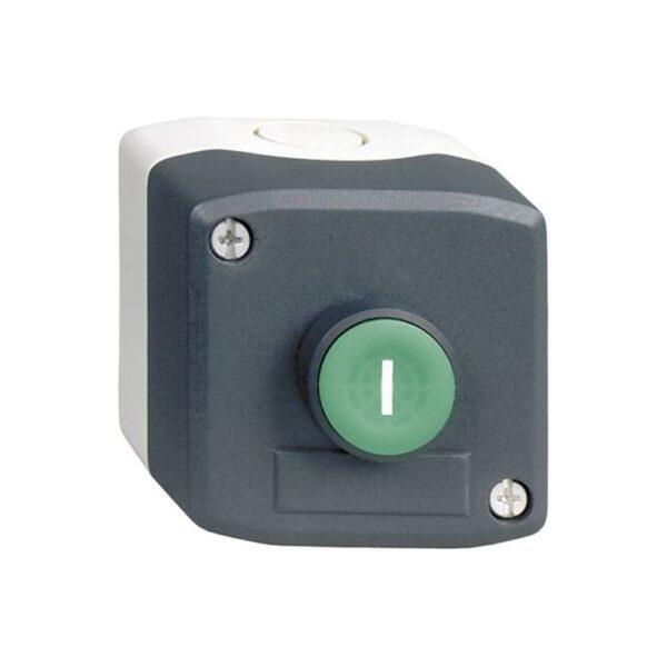 Pulsante Verde con Scatola - COD. HERD189010