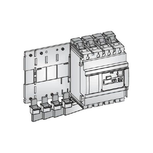 FD-Diferenziale Laterale-4P 220-440V AC - COD. HERD431103