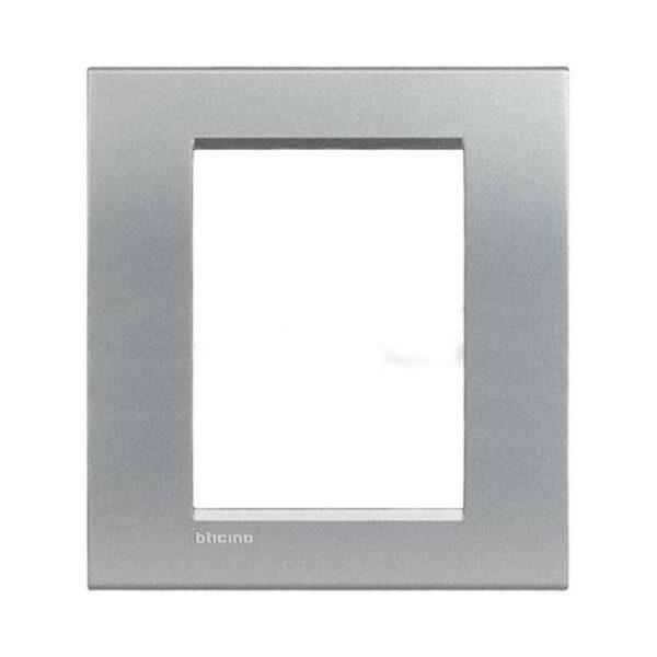 Placca 3+3P Posti Living Light Tech - BTICINO LEGRAND LNA4826TE