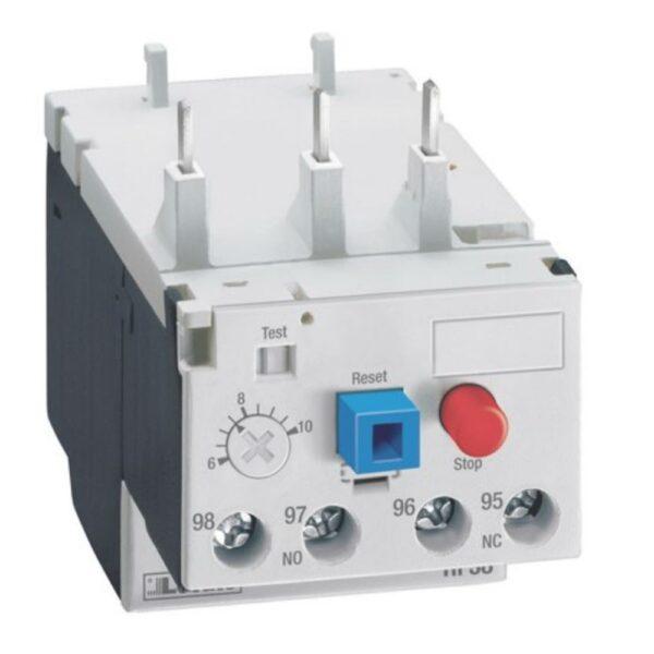 Relé Termico 1.6 - 2.5 A - LOV RF380250