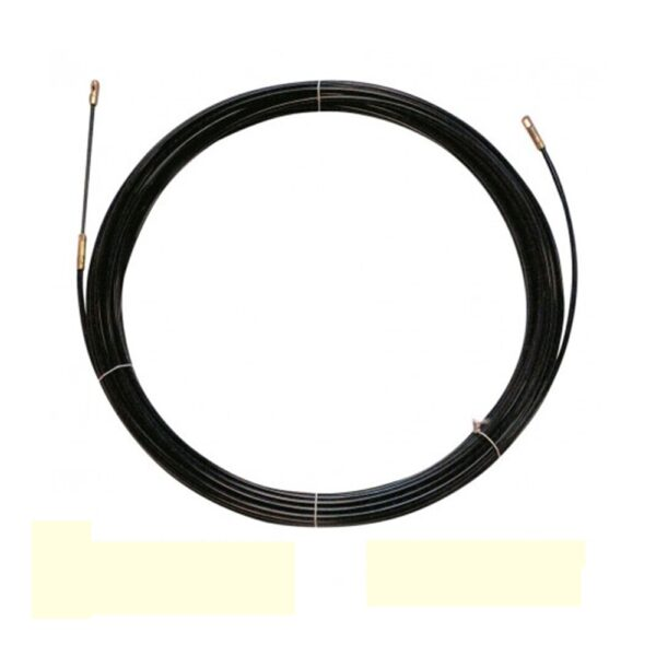 Sonda Tiracavi in Nylon Diametro 4 mm Nero 20metri - GIGRA LINE ST4/20