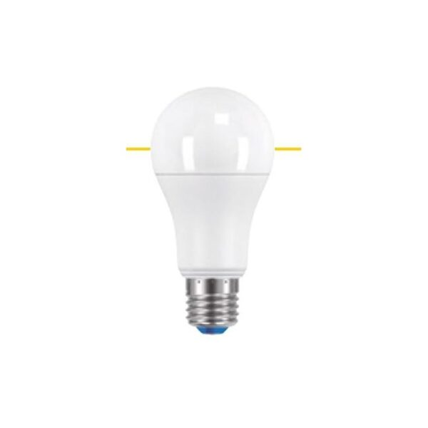 Lampada ad Incandescenza a Goccia 230V 40W E27 Opale - LEU 015362.0101