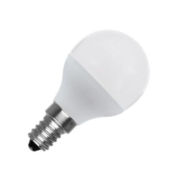 Lampada a Incandescenza Sfera Solare E14 230V 60W - LEU 038311.0101