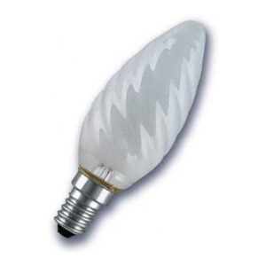 Lampada a Incandescenza Tortiglione Gigante E27 230V 40W - LEU 046129.0101