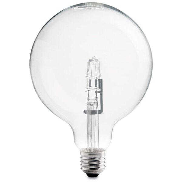 Lampada alogena Globo 42W E27 126 mm - WIVA GROUP SPA 11082900