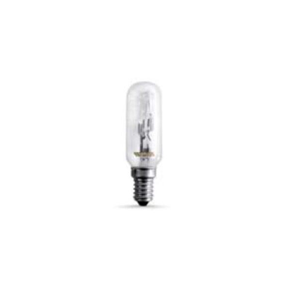 Lampadina alogena tubolare 28W E14 luce calda 25x80 mm a tungsteno - WIVA GROUP SPA 11083100