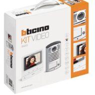 Kit Videocitofono Classe 100 V16B Monofamiliare + Pulsantiera Linea 2000 - BTICINO LEGRAND 364613