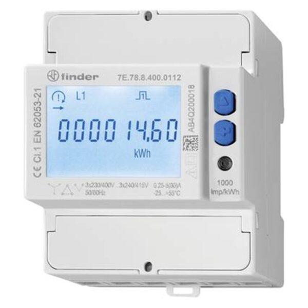 Contatore Corrente di Energia Digitale - FIN 7E7884000112