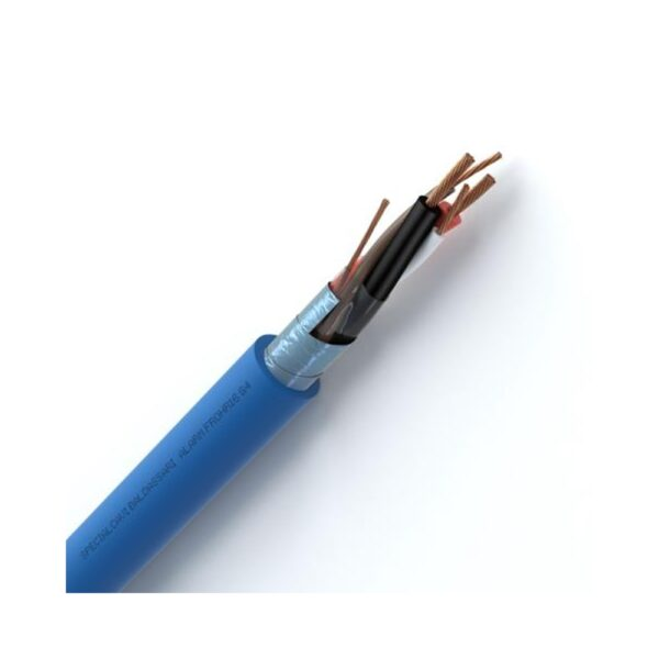 Fror per Esterno Resistente agli UV 4x0.50 Blu - FME A71821