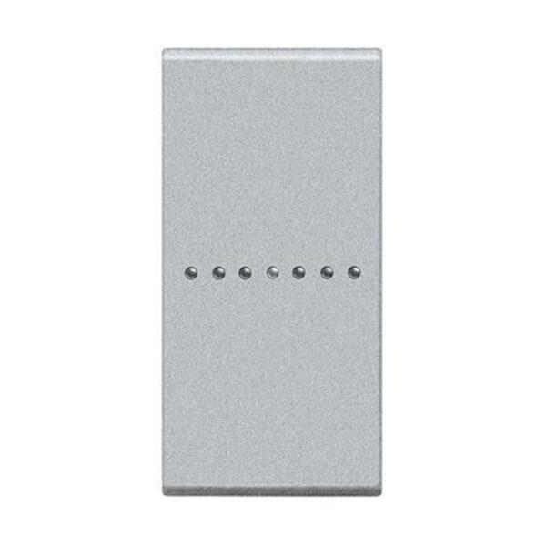 Copritasto Neutro illuminabile 1 Modulo Living Light Tech - BTICINO LEGRAND NT4916
